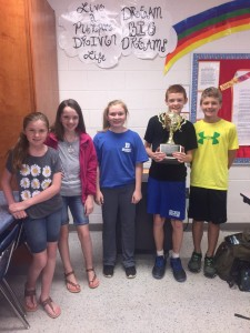 3rd Period Winners!