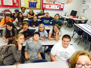 8th grade 2nd period!
